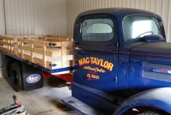 Mac Taylor Old Truck
