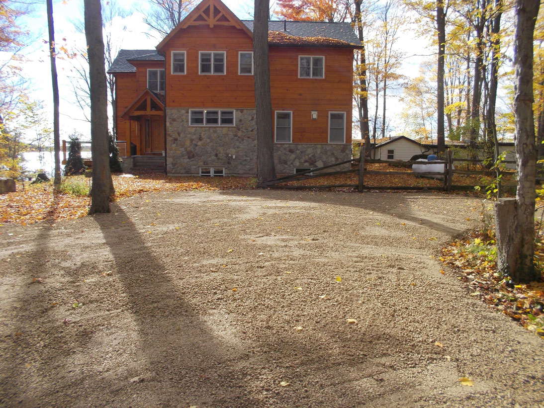 Driveway project