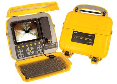 P340 Sewer camera