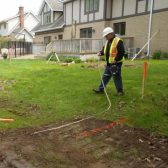 Measuring septic system